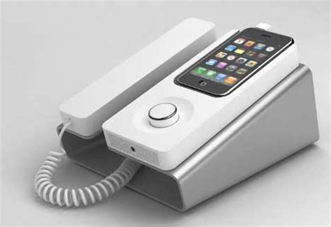cool retro iphone dock takes you back from the future