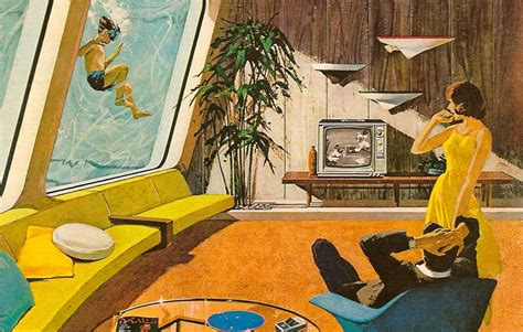 Home Decor Stores In Usa by Advertising Retro Future From Motorola Ultra Swank