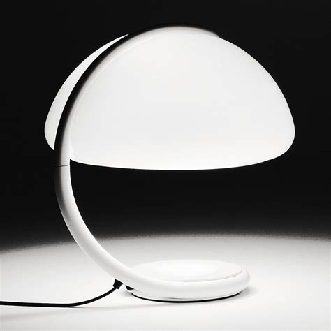 Martinelli Luce Lucca by Serpente Table L By Martinelli Luce Design Elio Martinelli
