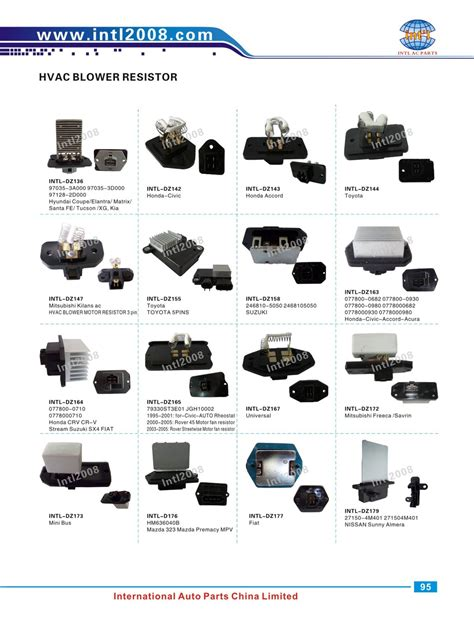 hyundai xg350l blower motor resistor location auto ac air conditioning for hyundai 3 pin heater fan blower motor resistor china blower