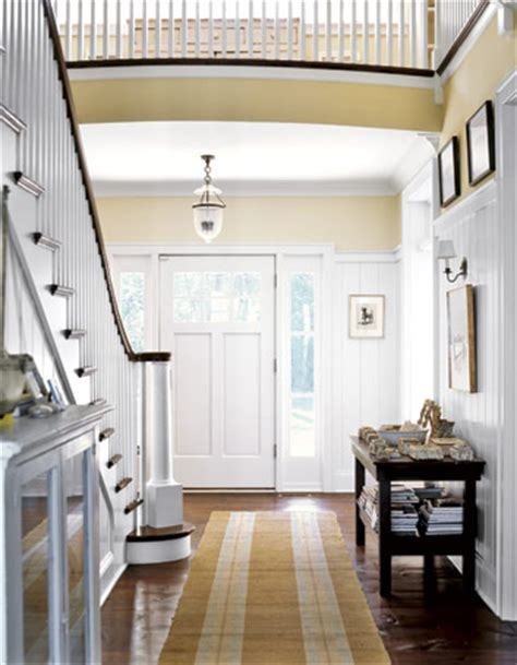 Yellow Foyer by Boxwood Clippings 187 Archive 187 Entryway Inspiration