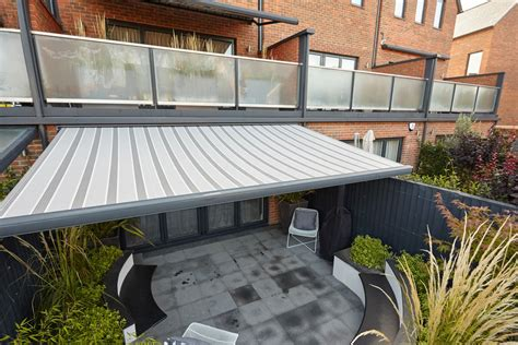 electric awnings for home retractable balcony electric awning fitted in winchester