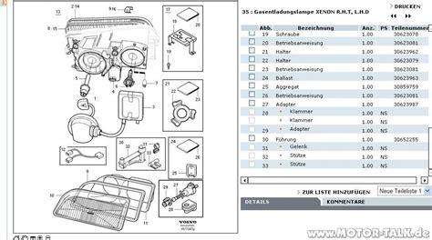 wiring diagram 2005 volvo models s40 v50 wiring