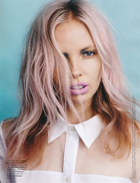 Colours That Go With Peach by Hair Colour Inspiration Pink Hair Hair Romance