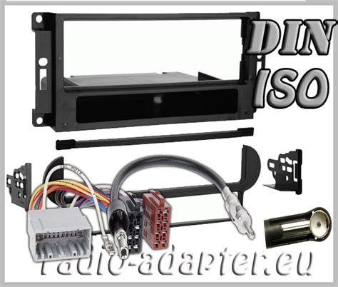 2007 Jeep Commander Radio Jeep Commander 2006 2007 Radio Installation Kit Without