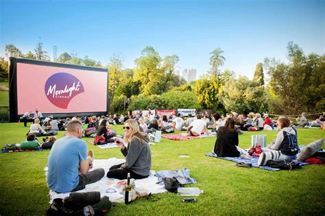Things To Do In Melbourne Today What S On In Melbourne Melbourne Botanical Gardens Cinema