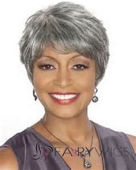 short hairstyles grey hair pictures short haircuts for gray hair