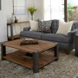 Living Room Table Design Best 25 Coffee Tables Ideas On