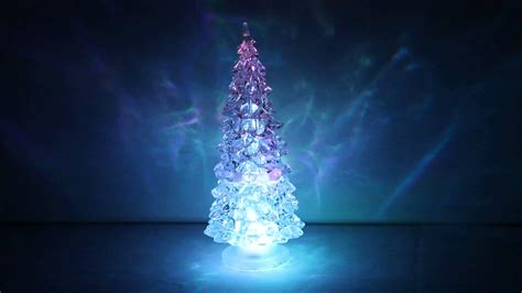 battery operated 20cm 3d acrylic led multi colour