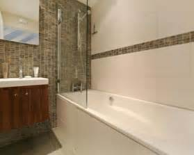 Feature Tiles Bathroom Ideas bathroom with floating sink large tiles tiles feature wall and