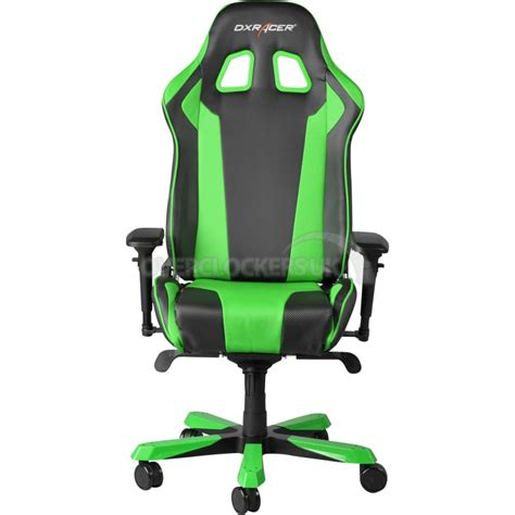 dxracer king series gaming chair blackgree ocuk