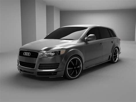 Audi Q7 Custom by Custom Audi Q7 Audi