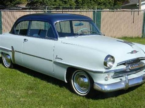 1954 plymouth savoy for sale 1954 plymouth savoy for sale classic car ad from