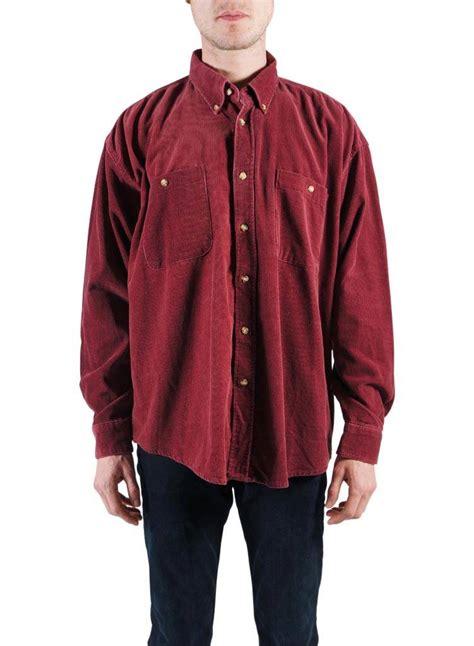 vintage shirts corduroy shirts rerags vintage clothing