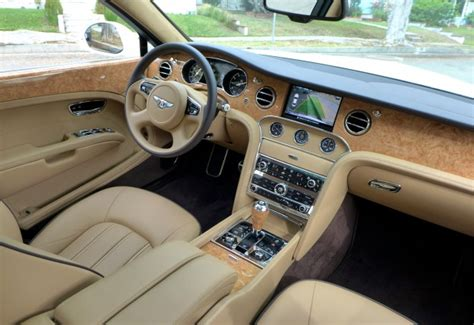 bentley mulsanne 2016 interior 2016 bentley mulsanne chestnut interior of the 2016