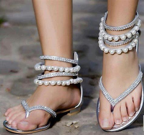 Dasi Pearl Flat Shoes 108 best bling shoes images on