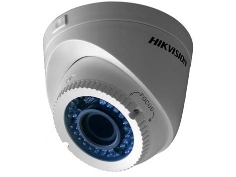 Kamera Cctv Dome Turbo Hd Hikvision Ds 2ce56c2t Irm Hd 720p analogica dome turbo hd ds 2ce56c2t vfir3 cctv