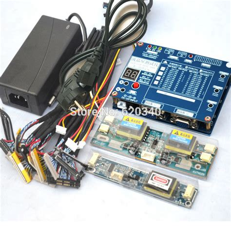 led test free shipping iii new upgrade tv lcd led test tool kit set