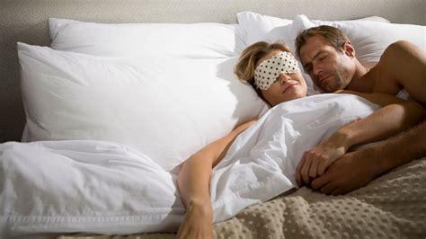 Bedroom Asleep How To Turn Your Bedroom Into A Sleep Abc News