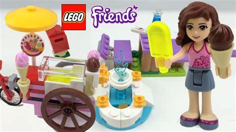 Lego 41030 Friends Olivias Bike lego friends s bike review 41030
