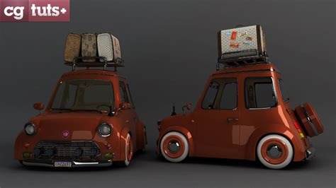 Starting Up An Interior Design Business Create A Stylized Car In Maya The Complete Workflow Part 6