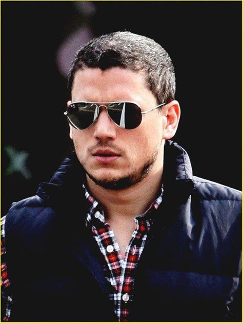 Miller Again by For Wentworth Miller With Wentworth Miller Does It