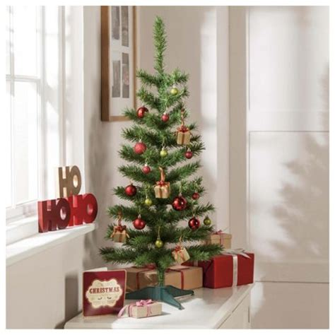 buy tesco 3ft green christmas tree from our christmas