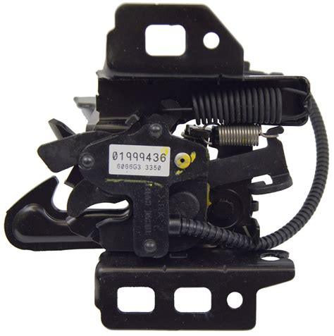 2012 Chevy Silverado Floor Mats by Gm 20763454 Hood Latch Amp Switch Sensor 2007 2014 Silverado