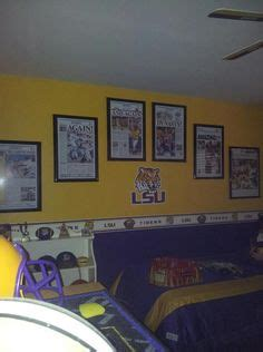 lsu bedroom ideas lsu bedroom lsu pinterest colors paint colors and lsu