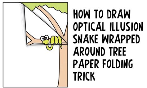 Cool Paper Folding Tricks - paper for archives how to draw step by step