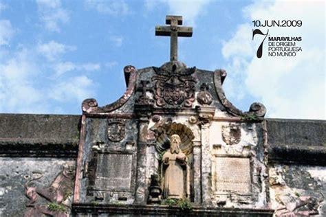 opulencia programada 7 maravilhas de origem portuguesa no mundo 7 maravilhas