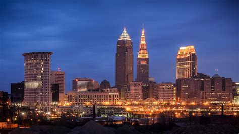 In Cleveland Wall Cleveland Wallpaper 1377660