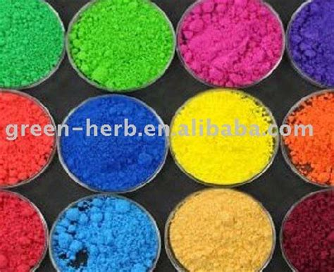 food colors tartrazine pigment food additives products