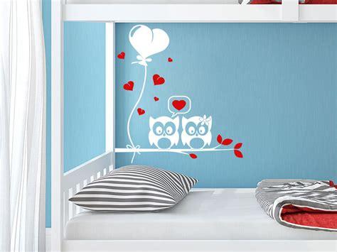 Wandtattoo Kinderzimmer Ast by Wandtattoo Ast Mit S 252 223 Em Eulenp 228 Rchen Wandtattoo De