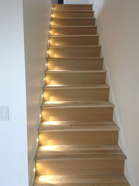 led lights for stairs 24 lights for stairways ideas for your home decor