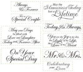 wedding sentiments for cards 187 vintage wedding with webster s pages