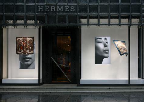 Drapery Shop Tokujin Yoshioka Maison Herm 232 S Window Display