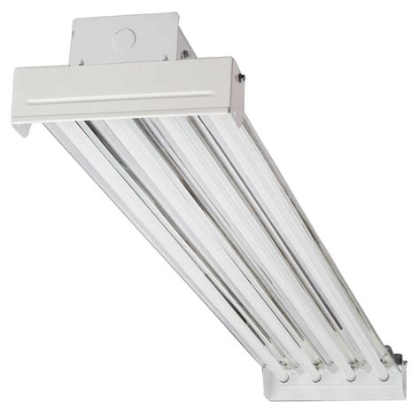 T5 L by Lithonia Lighting 4 Ft 4l T5 High Output High Bay The