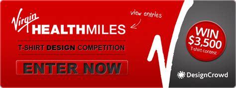 designcrowd register virgin crowdsources 3 500 t shirt contest on designcrowd