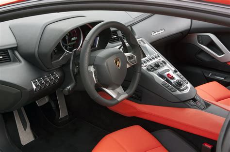lamborghini aventador interior the lamborghini huracan gives its costlier sibling the