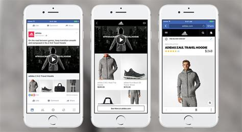 format video facebook facebook s new video ad format aims to make ecommerce