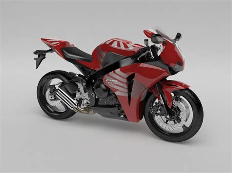honda cbr all models and honda cbr 1000 rr 08 custom 3d model max cgtrader com