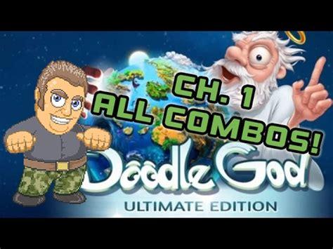 doodle god combinations chapter 1 doodle god ultimate edition all combinations chapter 1
