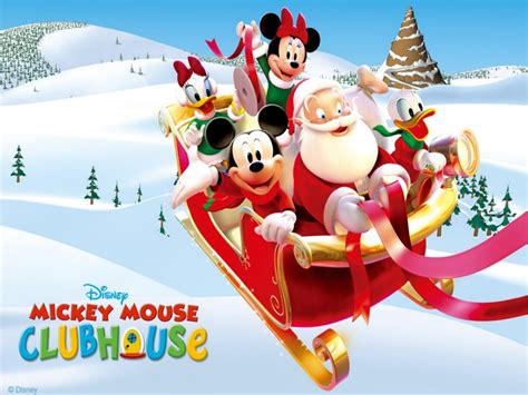 mickey mouse clubhouse christmas mickey mouse song
