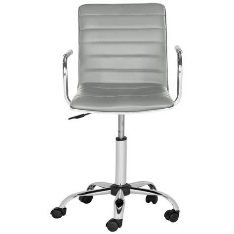 safavieh belinda desk chair safavieh jonika desk chair safavieh office grey brunner