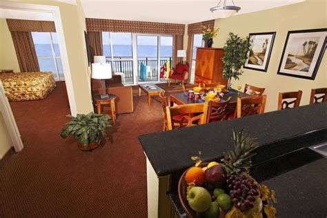 3 bedroom resorts in myrtle beach oceanfront 3 bedroom condo bay view on the boardwalk