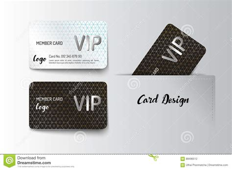 Vip Business Card Template by Vip Business Card Free Choice Image Card Design