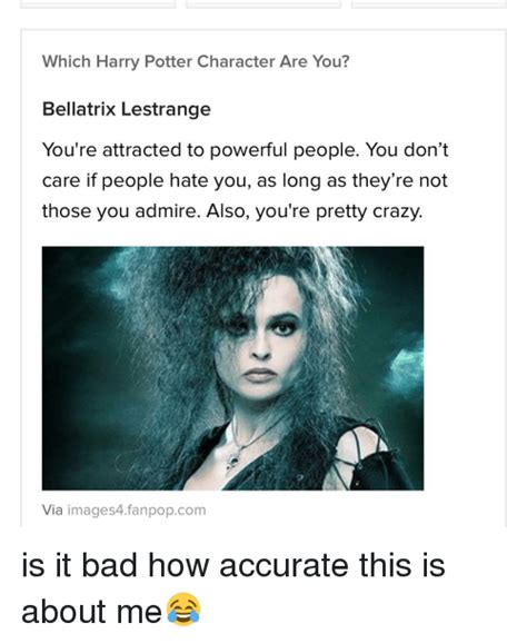 how to attract if you re not that attractive 10 for attracting if you re not that looking books which harry potter character are you bellatrix lestrange