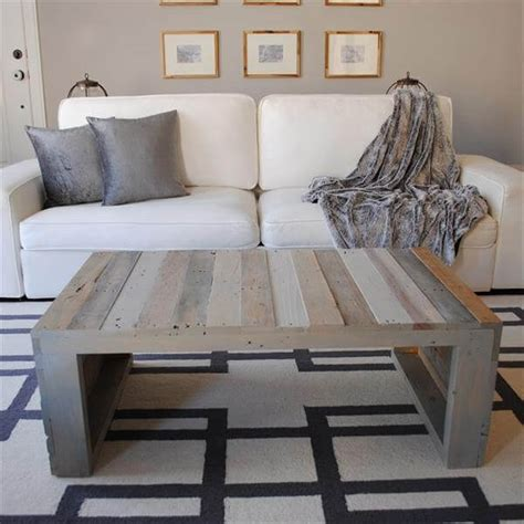 Wood Pallet Coffee Table 101 Pallets Pallet Coffee Table