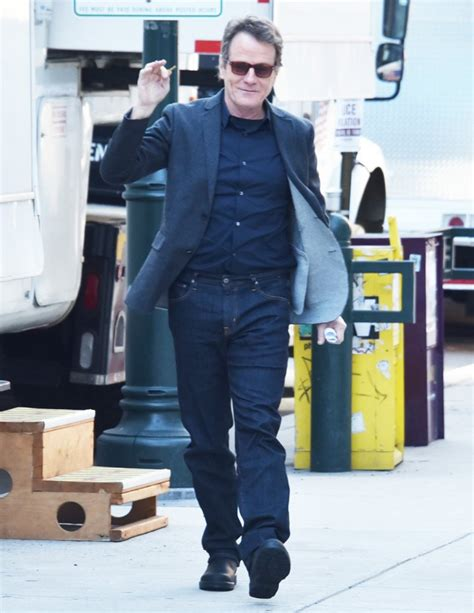 Set Bryan bryan cranston picture 263 on the set of the